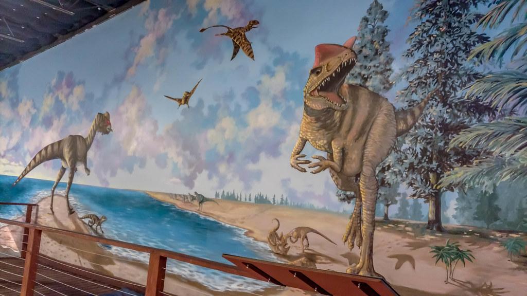 Johnson Farm Dinosaur Discovery Site