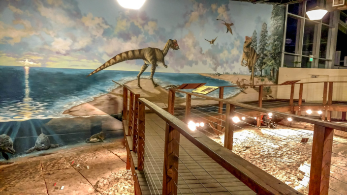 Johnson Farm Dinosaur Discovery Site